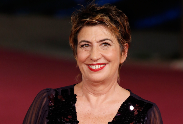 ROME, ITALY - SEPTEMBER 19:  Serena Dandini attends the Roma Fiction Fest 2014 Closing Ceremony Pink Carpet at Auditorium Parco Della Musica on September 19, 2014 in Rome, Italy.  (Photo by Elisabetta Villa/Getty Images)